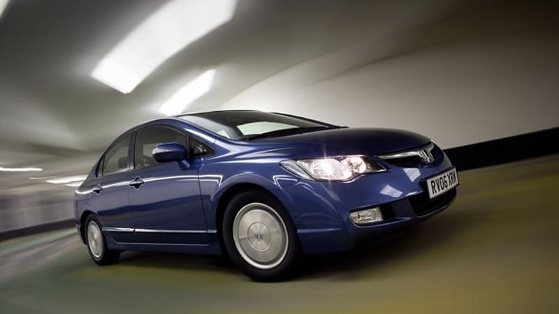Complaints From 2006 08 Honda Civic Hybrid Owners Still Pouring In Autoblog