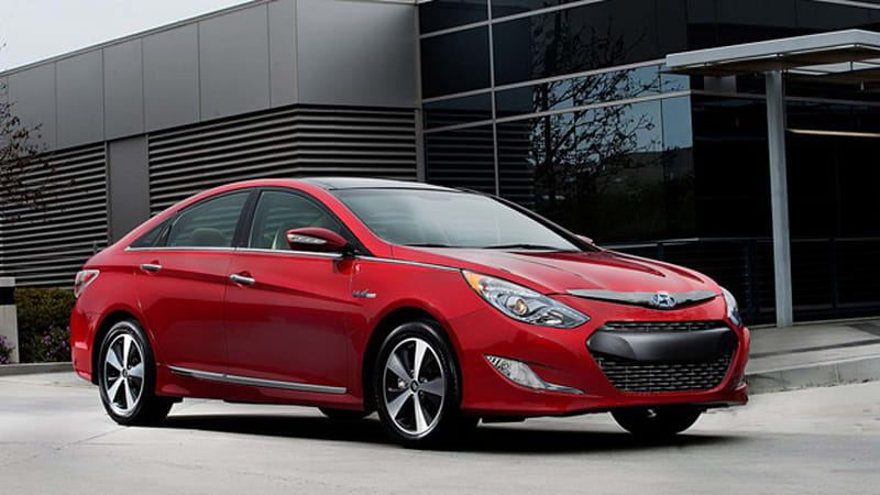 Hyundai Sonata Hybrid Will Qualify For 1 300 Tax Credit