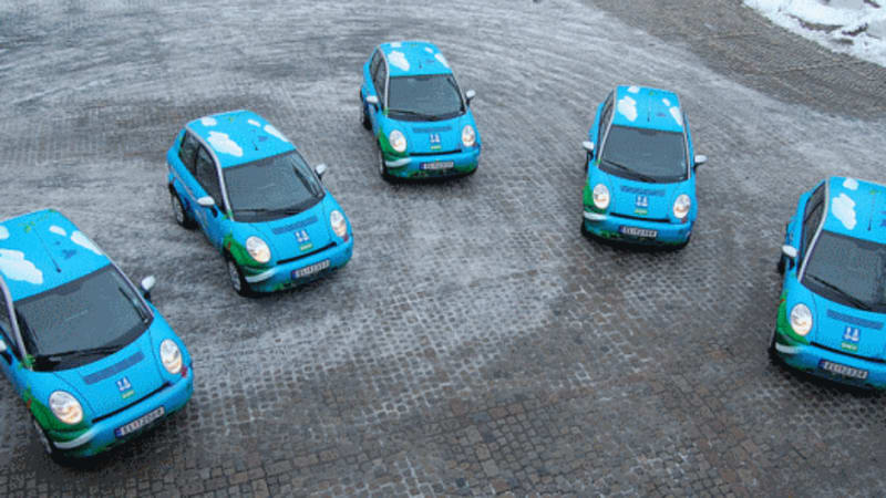 Oslo's Move About car sharing program logs 1,000th member