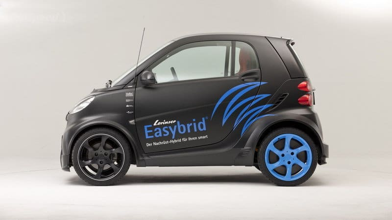 Engine And Fine Tuning The Exterior Earance Of Many Oem Vehicles Has Turned Its Attention Towards Retroing Smart Fortwo With A Plug In