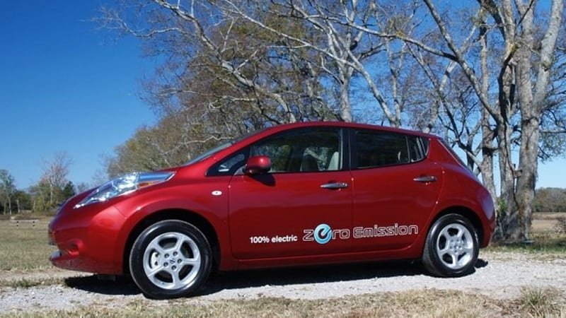 Green Car Reports >> Nissan Leaf Named Green Car Reports Best Car To Buy 2011 Autoblog
