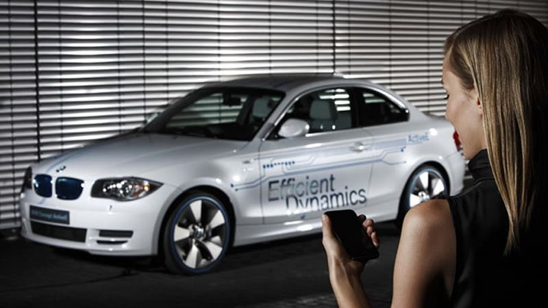 Bmw Prepares For Activee Trials With Forum New App Some Mini E