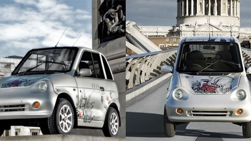 Report Uk S Of G Wiz Electric Car To End This Fall