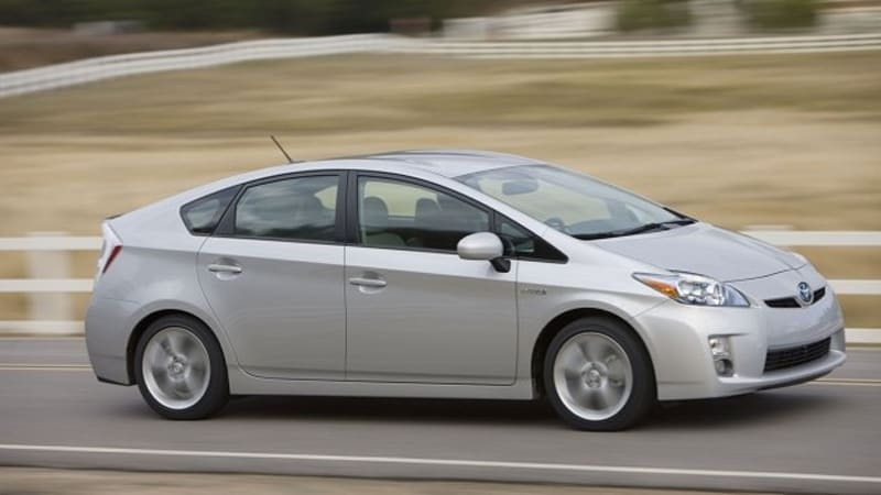 Toyota To Resume Limited Production Of Prius Lexus Hs 250h Ct 200h Autoblog