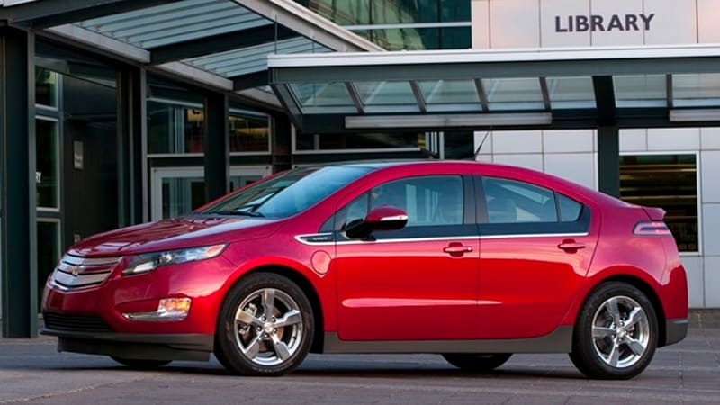 How Desiging The Chevy Volt S Sealed Gas Tank Brought Automakers Carb Together