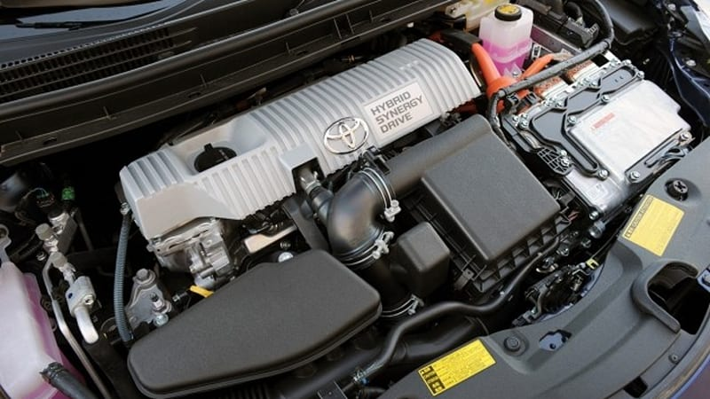 Toyota Targets 45 Thermal Efficiency For Engines In Next Gen Hybrids