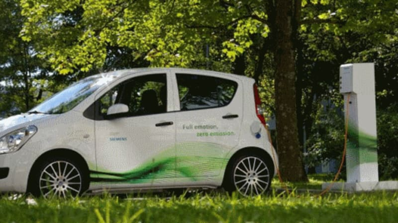 Bmw Siemens Developing Wireless Charging System For Plug In