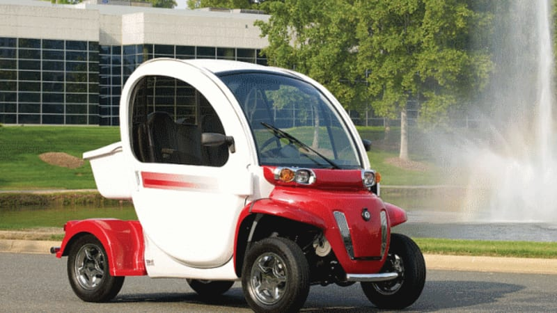 Polaris Ing Low Sd Electric Car Maker Gem From Chrysler