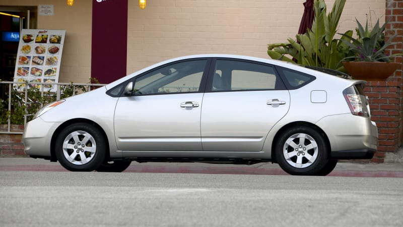 2004 Toyota Prius Still Sips Fuel Despite 214,000 Miles On Its Odometer    Autoblog