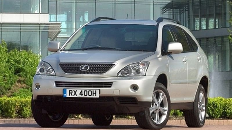 toyota issues recall for highlander lexus rx 400h hybrids autoblog. Black Bedroom Furniture Sets. Home Design Ideas
