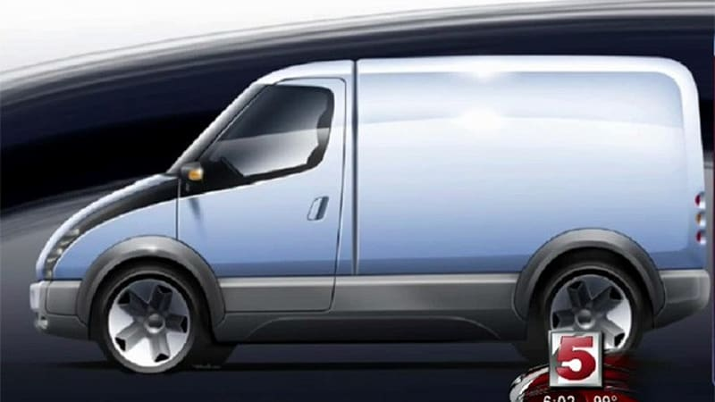 Emerald Automotive Who Wants To Build Hybrid Delivery Van In Missouri W Video Autoblog