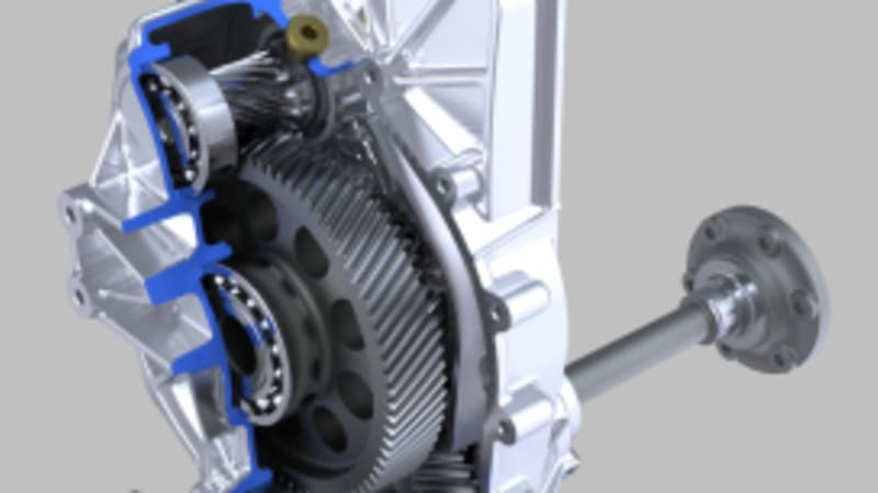 Vocis says two-speed electric vehicle transmission will boost ...