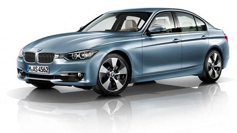 As Part Of The Unveiling New Bmw 3 Series Today Came Word Activehybrid Which Is Scheduled To Bow Next Fall