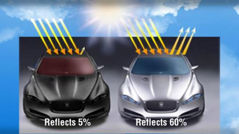 Lovely Cooler Colored Cars Are Up To 2 Percent More Fuel Efficient Than  Darker Colored Ones   Autoblog