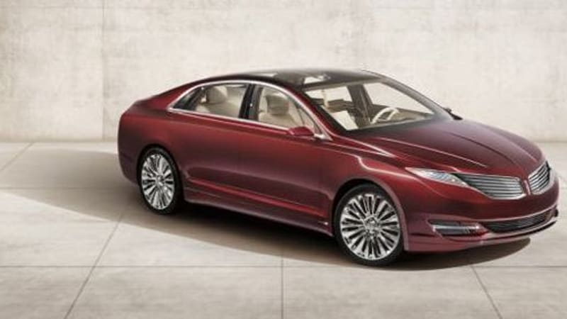 Lincoln Mkz May Get A Plug In Option Like Its Ford Fusion Cousin