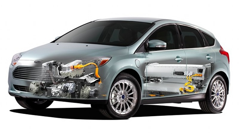 From The Upcoming North America International Auto Show In Detroit And Consumer Electronics Las Vegas Seats Of Its Ford Focus Electric