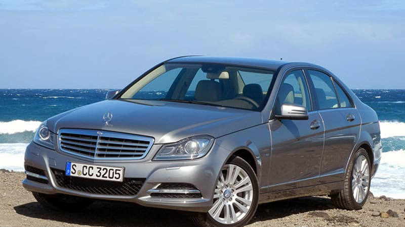Nissan will make four cylinder engines for mercedes 39 39 baby for 2010 mercedes benz c300 recalls