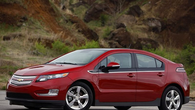 Chevy Volt Lease >> Gm Looks To Spur Chevy Volt Sales With California Leasing