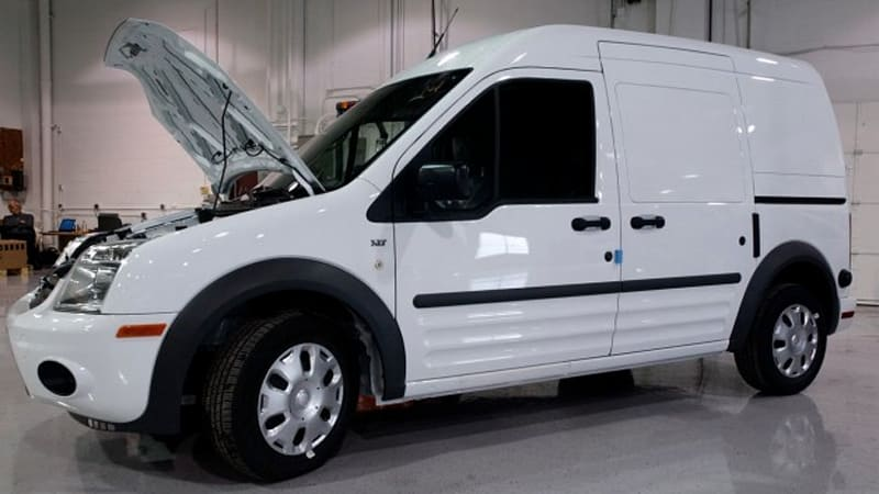 Azure Halts Ford Transit Connect Electric Production Still Confident In Ev Program
