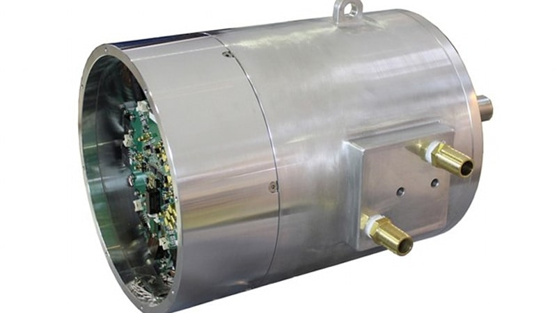 New Ev Motor From Mitsubishi Electric Increases Efficiency
