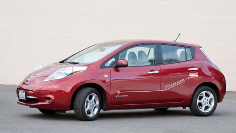 city carshare 39 s electric vehicle program grows with glitches autoblog. Black Bedroom Furniture Sets. Home Design Ideas