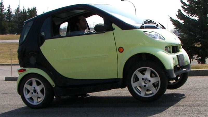 Electric Car Conversion Kit Smart Fortwo