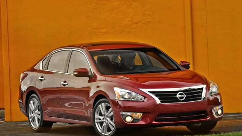Marvelous The Japanese Automaker Released EPA Figures For Its Gas Only 2013 Altima  And From The Fuel Economy Figures, ...