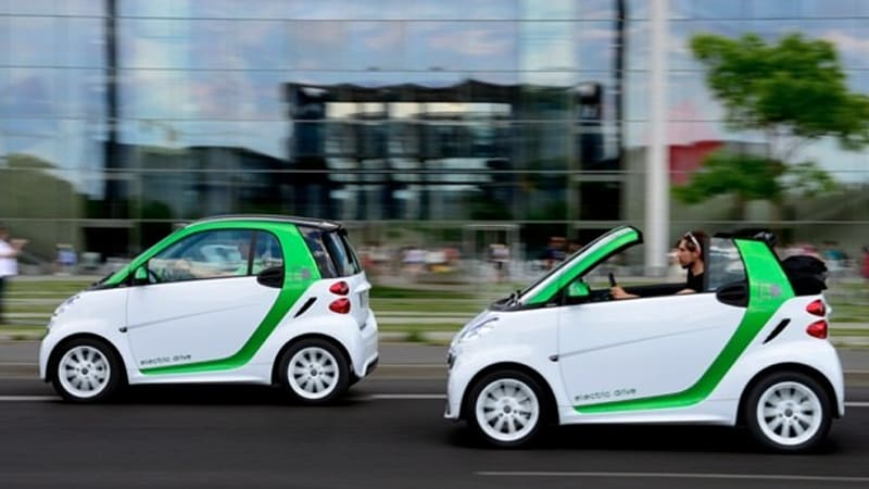 Daimler Says Third Gen Smart Fortwo Electric Is The Ev Drivers Asked For
