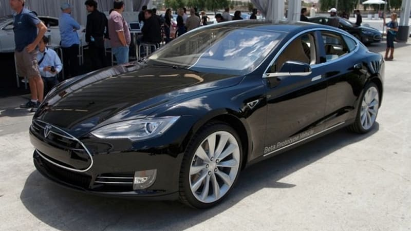 Tesla Says Model S Can Recharge In An Hour Given The Right Equipment A Supercharger