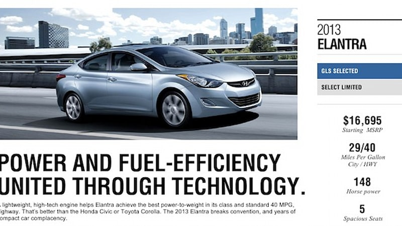 Hyundai Elantra Subject Of Cl Action Lawsuit For Misleading 40 Mpg Ads