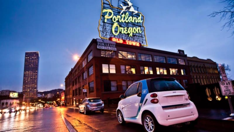 Car2go Raises Prices For U S Carsharing Network Autoblog