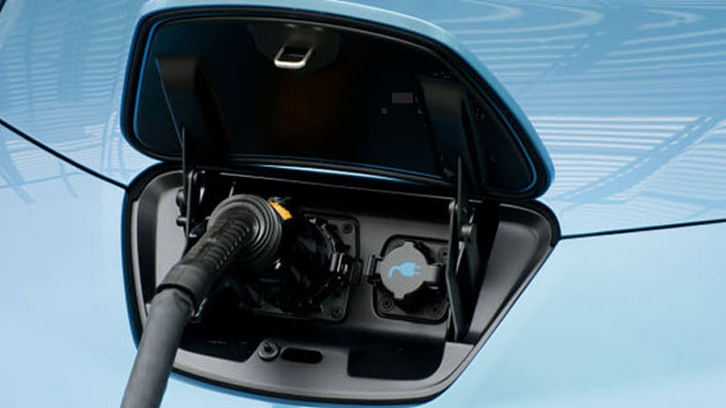 U0027Ignoreu0027 DC Quick Charge Status With Nissan Leaf, EV Advocate Says    Autoblog