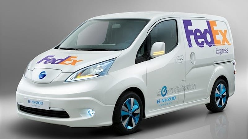 nissan expands nv200 electric van tests in singapore autoblog. Black Bedroom Furniture Sets. Home Design Ideas