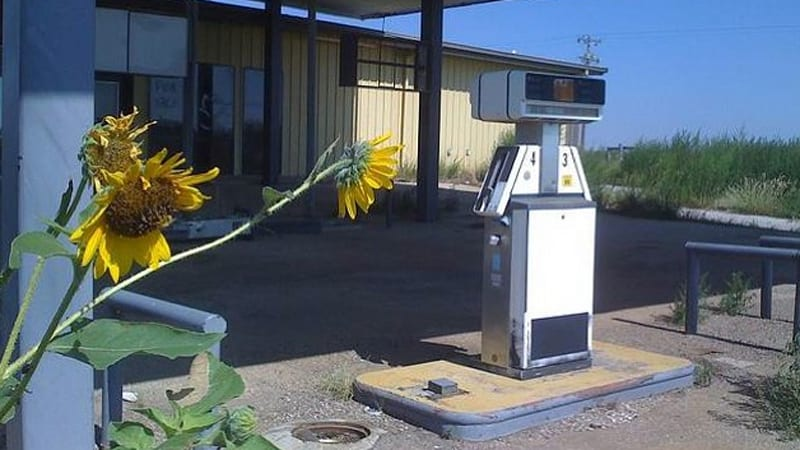 Running Out Of Gas  Stations In Ca Now Inching Toward  5