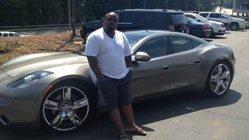 Fisker Just Landed Another Celebrity To Its Growing Goo Mob Of Fans Pop Star Ce Elo Green Joins The A List Karma Owners