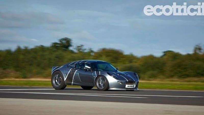 Nemesis Car Sets Ev Top Speed Record In Uk At Mph W Video