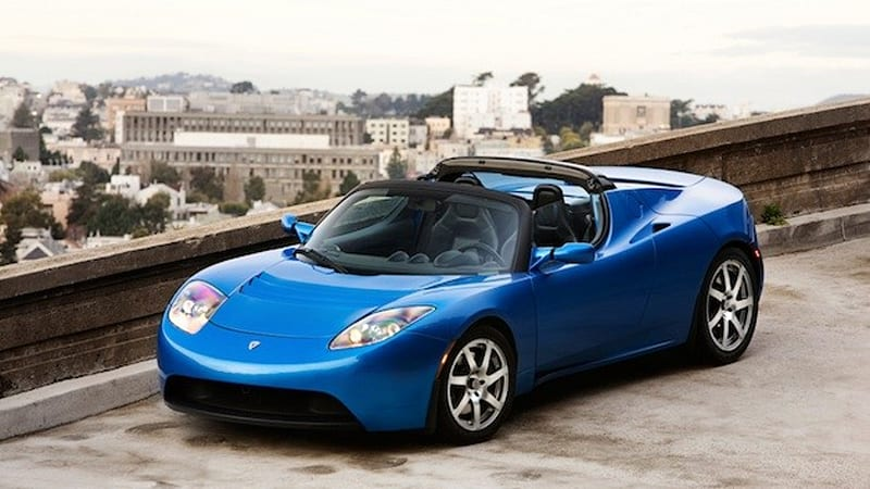 Tesla Will Take Roadster Trade Ins For Model S