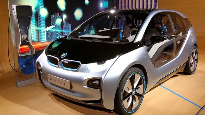 Bmw S Herbert Diess I3 Plug In Launch Is Revolutionizing Driving