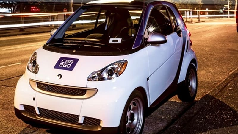 Car To Go Seattle >> Car2go Comes To Denver With 300 Smart Fortwo Car Share