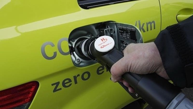 France working on domestic hydrogen refueling network - Autoblog