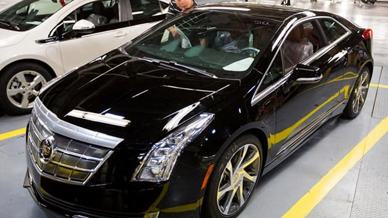Cadillac Elr Could Be Gm S True Halo Car Especially Among The Young