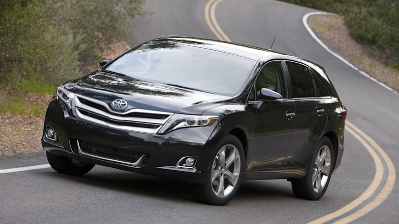 Rumormill reports Toyota Venza returning in 2021 as a five-seater hybrid