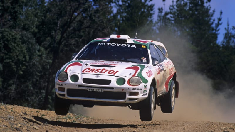 Toyota seeks to trademark the name Celica