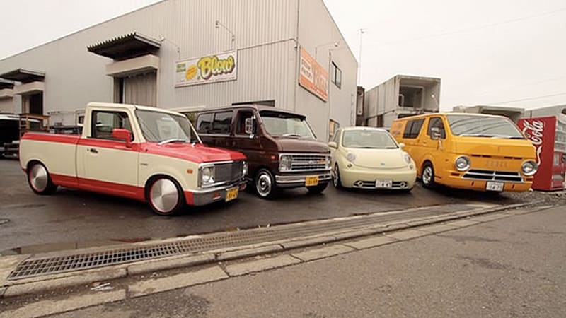 Classic Car For Sale Japan