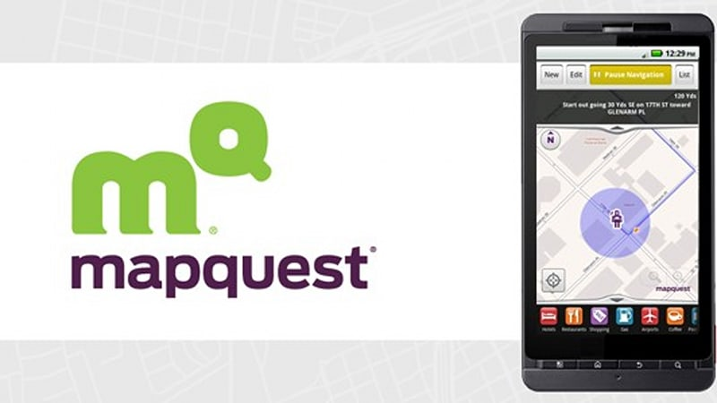mapquest turn by turn driving directions