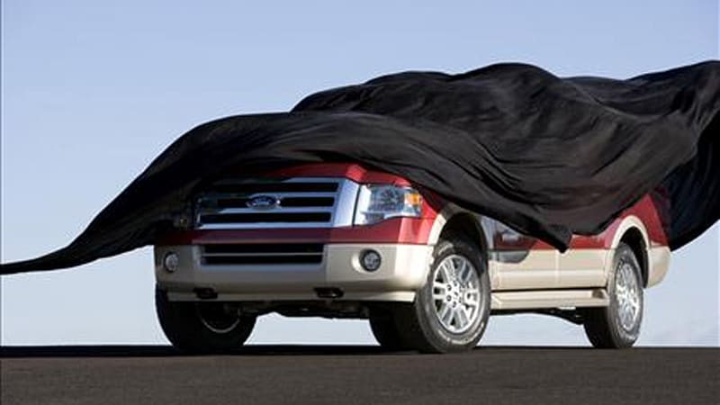 ford unleashes  expedition  unsuspecting texans autoblog
