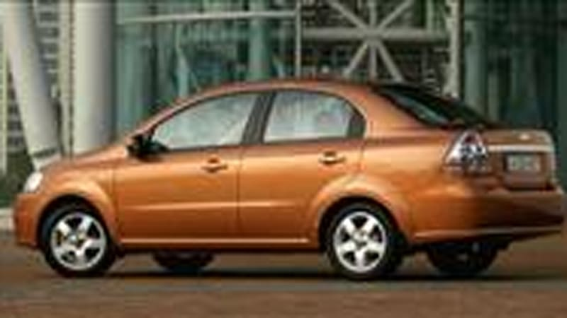 Gm Launches Aveo Sedan In Booming Indian Market Details Expansion