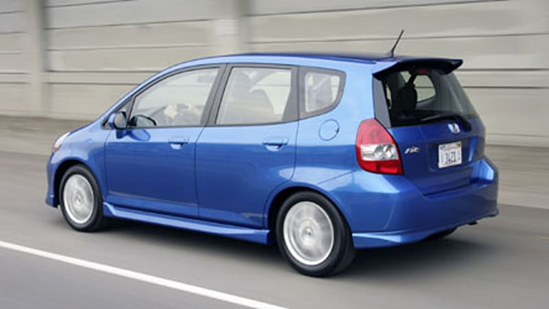 2008 Honda Fit Hybrid To Get Insight Engine