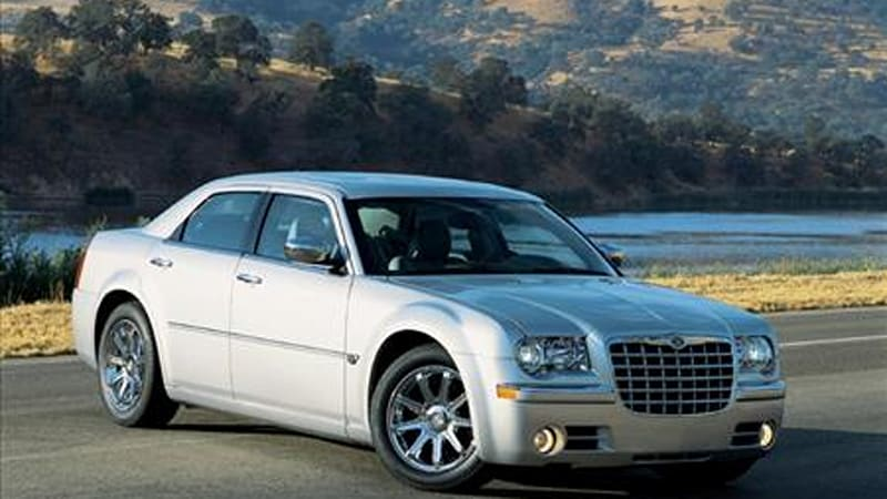 DaimlerChrysler recalls 300s, Magnums and Chargers due to potential brake defect - Autoblog
