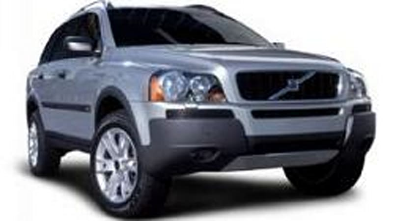 Volvo Issues Recall On S40 V50 And Xc90 Autoblog